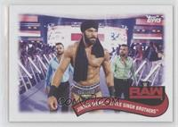 Jinder Mahal & The Singh Brothers