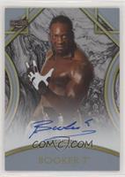 Booker T #/50