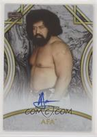 Hall of Fame - Afa #/199
