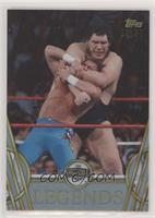 Hall of Fame - Andre the Giant #/50