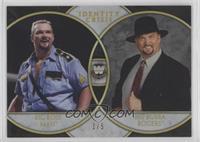 Big Bubba Rogers & Big Boss Man #/5