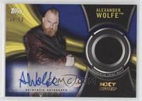 Alexander Wolfe #/50
