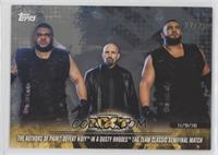 The Authors of Pain Defeat #DIY in a Dusty Rhodes Tag Team Classic Semifinal Ma…
