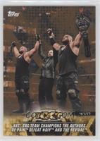 NXT Tag Team Champions... /25