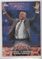 Kurt Angle is named Raw General Manager /99