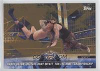 Randy Orton Defeats Bray Wyatt for the WWE Championship
