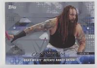 Bray Wyatt Defeats Randy Orton #/25