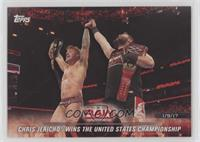 Chris Jericho Wins the United States Championship