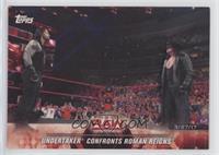 Undertaker Confronts Roman Reigns [EXtoNM]
