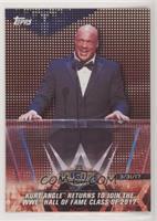 Kurt Angle Returns to Join the WWE Hall of Fame Class of 2017