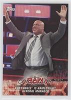Kurt Angle is named Raw General Manager