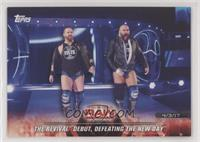 The Revival Debut, Defeating The New Day