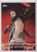 Elias Drifts into Raw