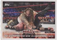 Bray Wyatt Defeats Randy Orton in a House of Horrors Match
