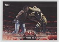 Goldust Turns on R-Truth