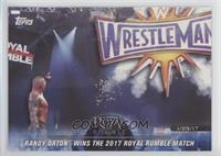 Randy Orton Wins the 2017 Royal Rumble Match [GoodtoVG‑EX]