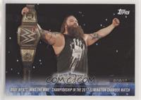 Bray Wyatt Wins the WWE Championship in the 2017 Elimination Chamber Match