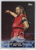 Shinsuke Nakamura Makes his WWE Debut