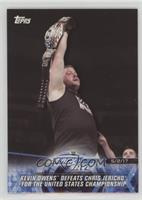 Kevin Owens Defeats Chris Jericho for the United States Championship