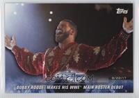Bobby Roode Makes his WWE Main Roster Debut