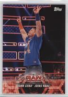John Cena Joins Raw