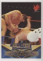 Andre the Giant (Defeats Big John Studd)