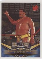 Andre the Giant (Wins the Wrestlemania 2 Battle Royal) [EXtoNM]