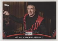 Scott Hall returns with D-Generation X