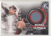 AJ Styles #/299