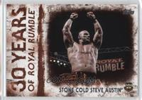 Stone Cold Steve Austin #/99