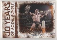 Triple H #/99