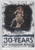 Mickie James /25