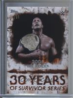 The Rock #/99