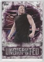 Brock Lesnar /5