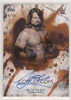 AJ Styles #/99