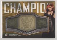 SmackDown Women's Championship - Becky Lynch #/10