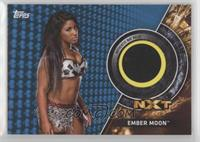 NXT Takeover: Wargames 2017 - Ember Moon #/25