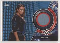 Royal Rumble 2018 - Nia Jax [EX to NM] #/25