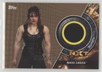 NXT Takeover: Wargames 2017 - Nikki Cross [Noted] #/75