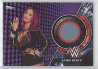 Royal Rumble 2018 - Sasha Banks #/99