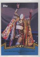NXT Women's Division - Asuka Defeats Nikki Cross in a Last Woman Standing Match…