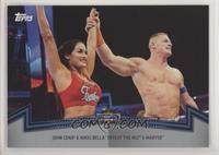 Smackdown Women's Division - John Cena, Nikki Bella /50