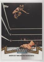 NXT Women's Division - Dakota Kai Wins Her First-Round Match