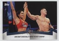 Smackdown Women's Division - John Cena, Nikki Bella