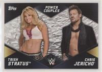 Trish Stratus & Chris Jericho