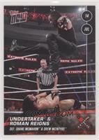 Undertaker, Roman Reigns #/58