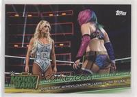 SmackDown Women's Champion Carmella def. Asuka