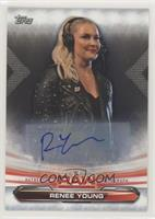 Renee Young #/99