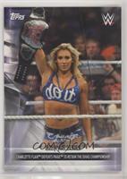 Charlotte Flair Defeats Paige to Retain the Divas Championship