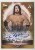 AJ Styles #/10